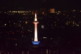 京都の夜景