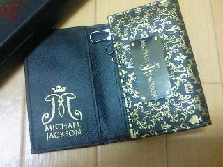 Michael Jacksonキーケース